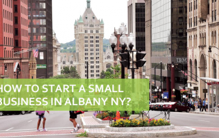 how to start a small business in albany ny