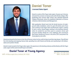 Daniel Toner at Young Agency