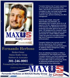 Fernando Herboso at MAXUS Realty Group