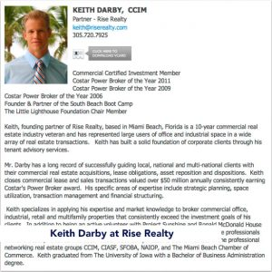 Keith Darby at Rise Realty