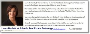 Laura Hazlett at Atlantic Real Estate Brokerage