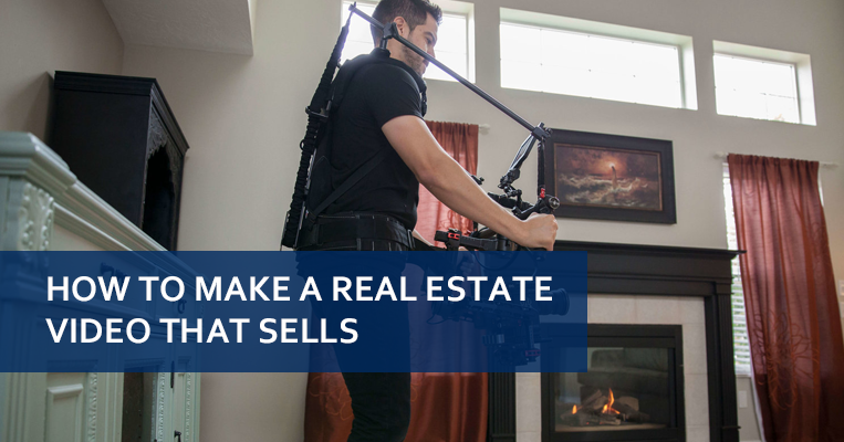 how to make a real estate video