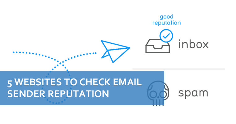 5 Websites to Check Email Sender Reputation
