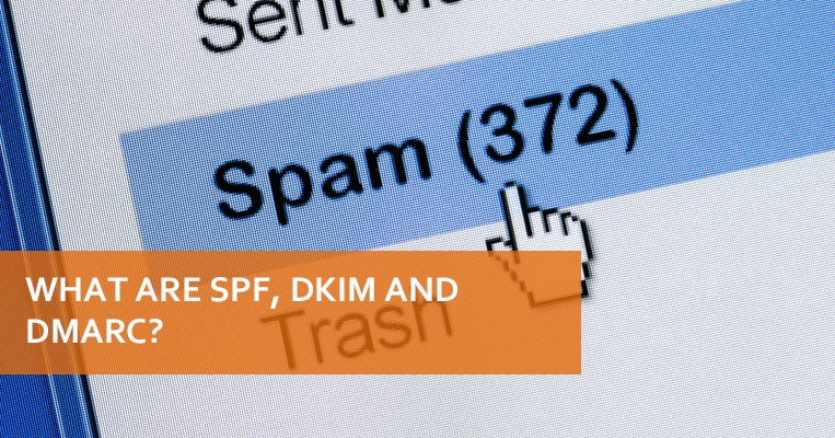 What Are SPF DKIM and DMARC
