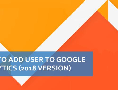 How to Add User to Google Analytics (2018 Version)