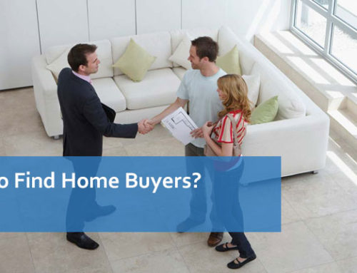 How To Find Home Buyers?