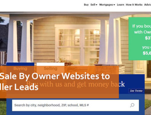 20 For Sale By Owner Websites to Get Seller Leads