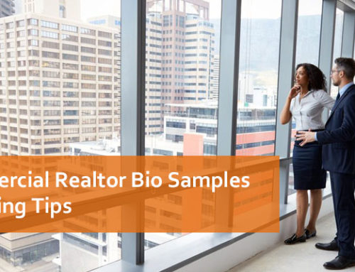 Commercial Realtor Bio Samples & Writing Tips