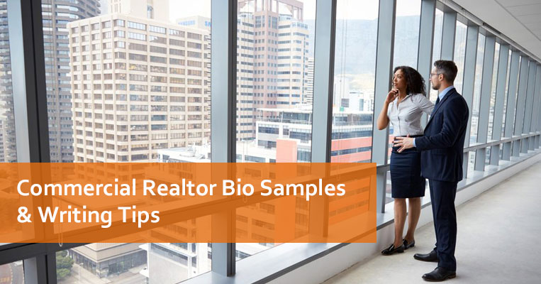 commercial realtor bio samples writing tips seodennis