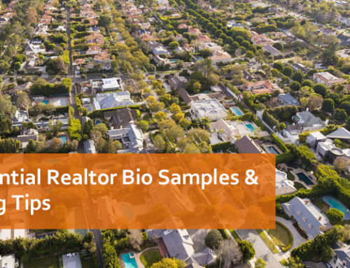 Residential Realtor Bio Samples & Writing Tips